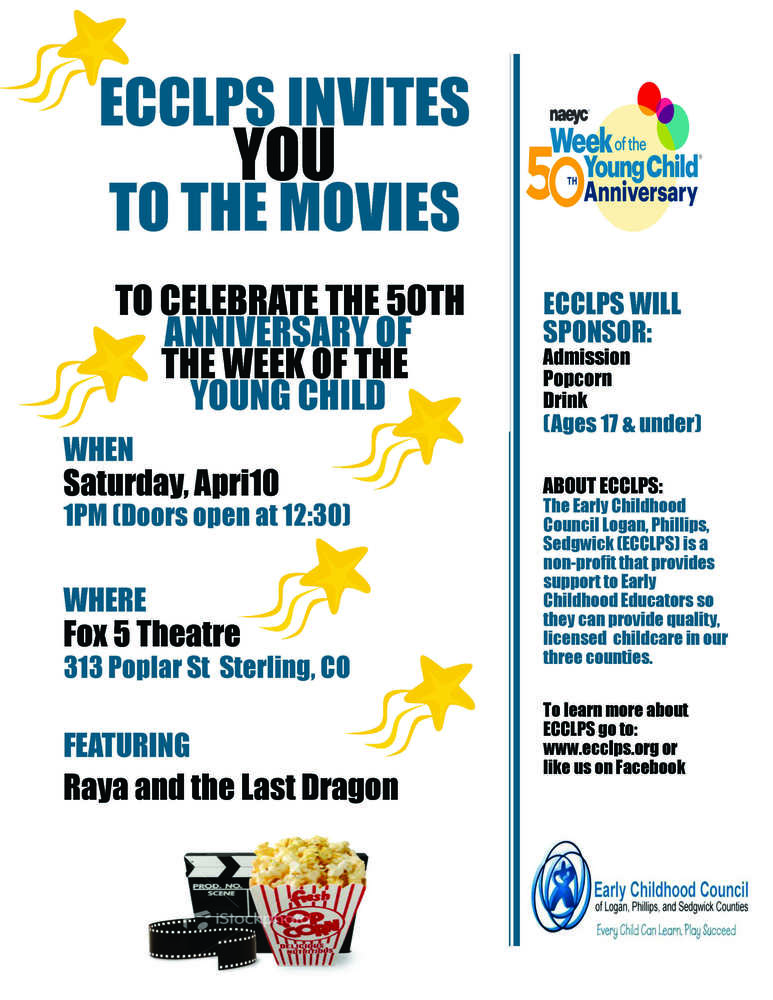 ECCLPS Movie Invitation