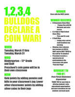 1, 2, 3, 4, We Declare a Coin War!